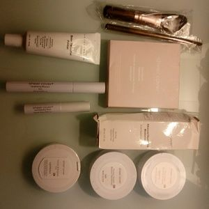 Sheer Cover Mineral Makeup Collection